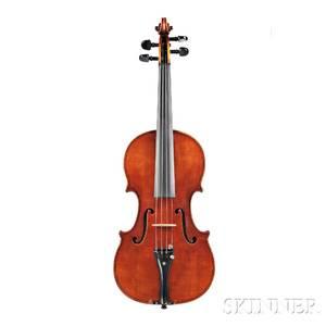Modern Italian Violin Attributed to Giovanni Rosadoni Pavia 1947