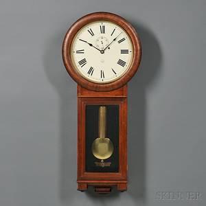 Mahogany Seth Thomas No 2 Wall Clock