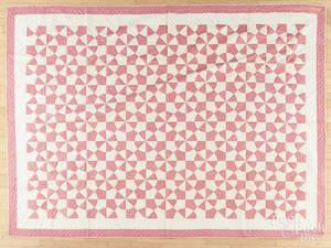New Jersey patchwork quilt