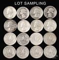 Two hundred silver Washington quarters
