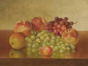Bryant Chapin American 18591927 Still Life with Fruit