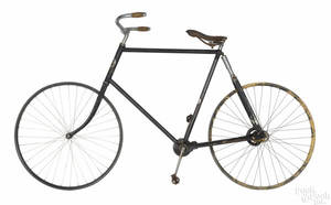 Columbia model 74 chainless bicycle early 20th c