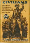 1918 World War I Jewish Welfare Board Poster