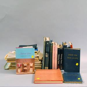 Group of Reference Books on Early Lighting