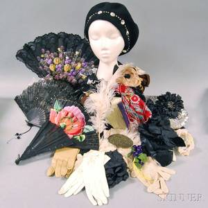 Group of Vintage Ladys Fashion Accessories