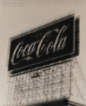 Two Photographs Frank DiMeo American 20th Century The Podium