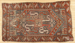 Cloud band Kazak carpet