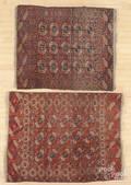 Two Turkoman mats