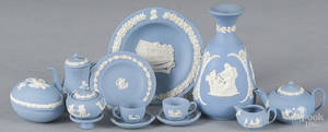 Miniature Wedgwood tea service