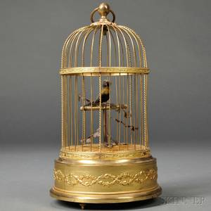 Singing Bird Automaton