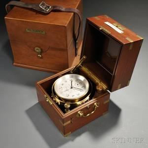 Hamilton Model 21 Two Day Chronometer