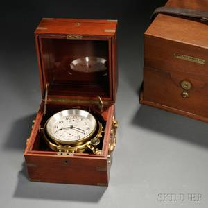 Hamilton Model 21 Twoday Chronometer