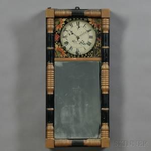 James Collins New Hampshire Mirror Clock
