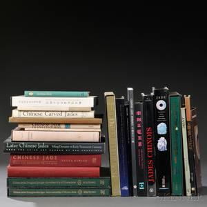 Twentyfour Books on Chinese Jade
