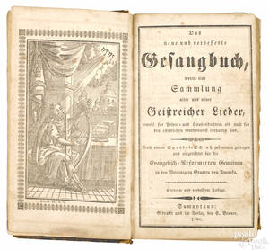 German hymnbook