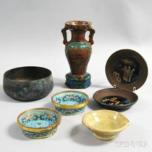 Group of Decorative Chinese Items