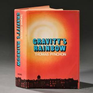 Pynchon Thomas b 1937 Gravitys Rainbow