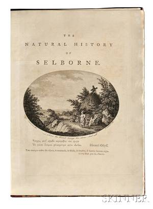 White Gilbert 17201793 The Natural History and Antiquities of Selborne in the County of Southampton