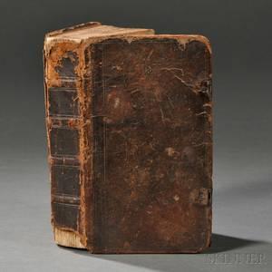 Bible German Language American Imprint Das Neue Testament