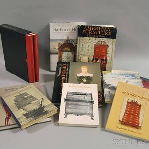 Reference Books on American Furniture and Decorative Arts