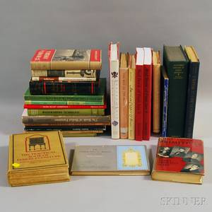 Collection of Reference Books on American Furniture and Decorative Arts