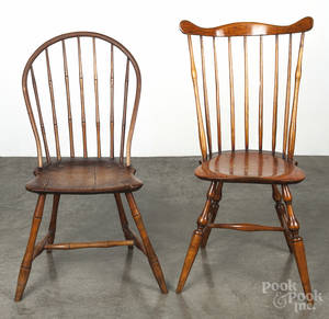 Pennsylvania Windsor side chair