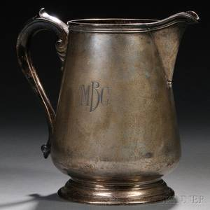 Richard Dimes Sterling Silver Pitcher