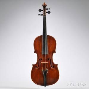 German Violin c 1900