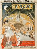 Thophile Alexandre Steinlen FrenchSwiss 18591923 Le Rve