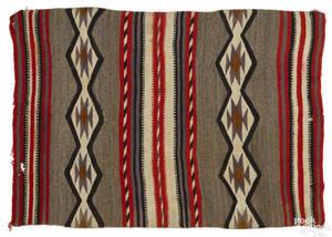 Navajo regional rug early 20th c