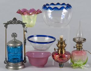 Miscellaneous glass