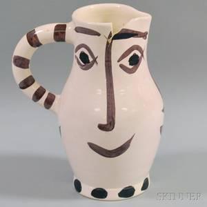 Pablo Picasso Spanish 18811973 Four Faces AR 436