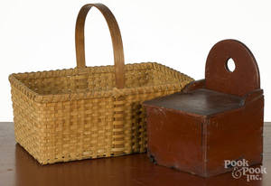 Splint gathering basket