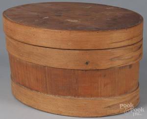 Split oak basket
