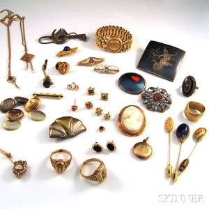 Assorted Group of Jewelry