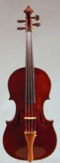 Saxon Violin E Martin  Company Saxony c 1910