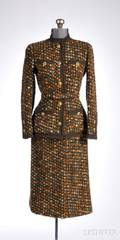 Vintage Chanel Skirt Suit