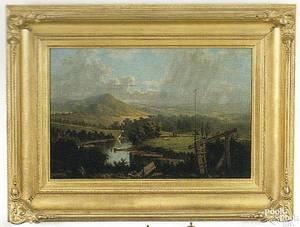 Frederick de Berg Richards American 18221903