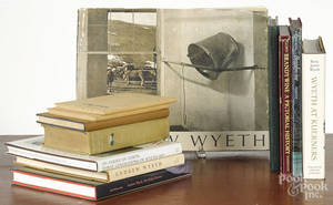 Books related to the Wyeth family