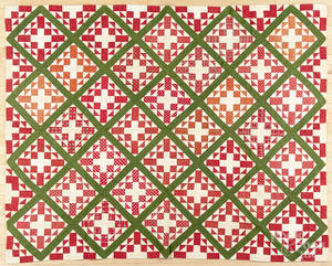 Pennsylvania patchwork friendship quilt