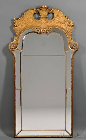 Georgianstyle Pier Mirror
