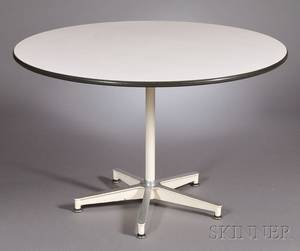 Charles Eames for Herman Miller Table
