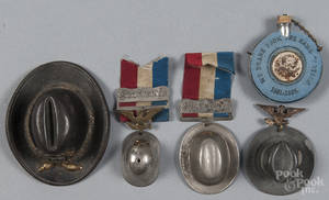 GAR Civil War related souvenirs ca 1900