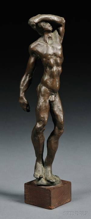 Bronze Figural Sculpture