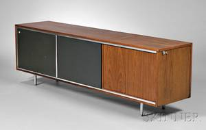 George Nelson for Herman Miller Office Credenza