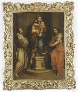 After Andrea del Sarto Italian 14861530