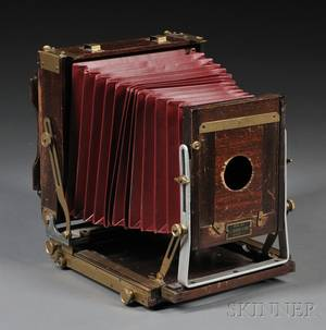 5 x 7 Deardorff Field Camera