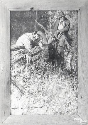 Gayle Porter Hoskins American 18871962