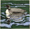 Neil Welliver American 19292005 Loon