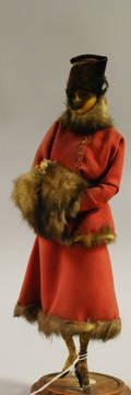 Lafitte and Desirat French Wax Fashion Doll
